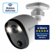 Powered Wi-Fi Spotlight Security Camera with Sensor Lighting – No DVR required