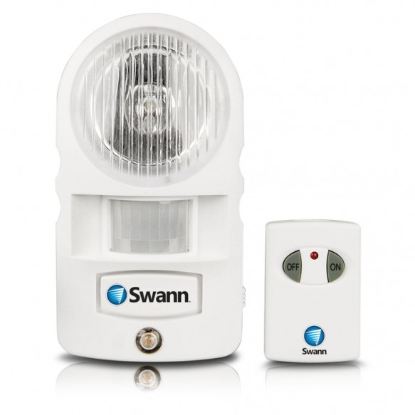 SWHOM-ALARMP PIR Motion Light Alarm -