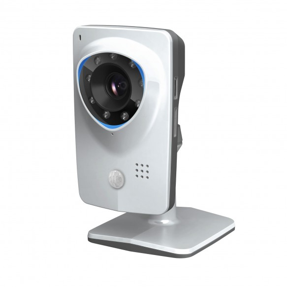 SWADS-456CAM ADS-456 SwannCloud HD Plug & Play Wi-Fi Security Camera with Smart Alerts -