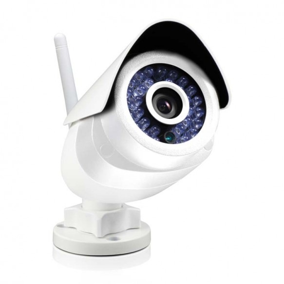 SWO-SVC02K Smart Home SoundView Outdoor Camera -