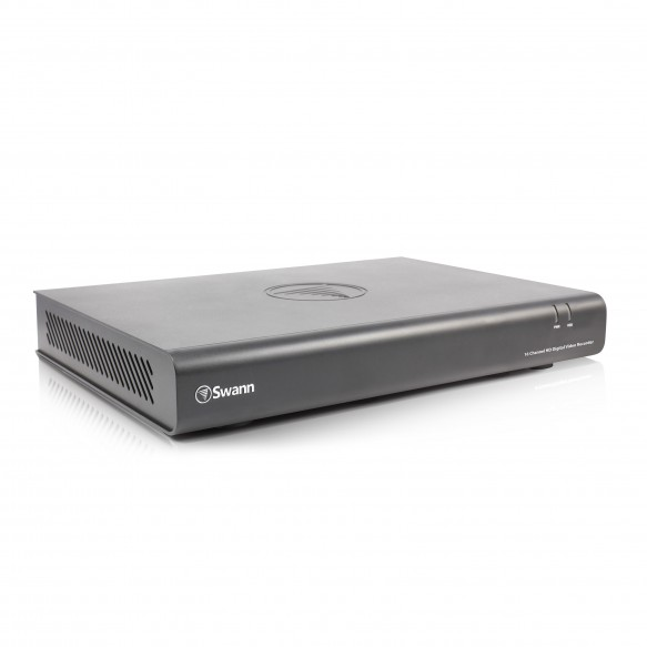 SWDVR-16455H DVR16-4550 16 Channel 1080p Digital Video Recorder with Smartphone Viewing -