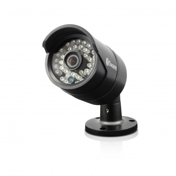 SWPRO-H850CAM Swann Outdoor Security Camera: 720p HD with Night Vision - PRO-H850 -