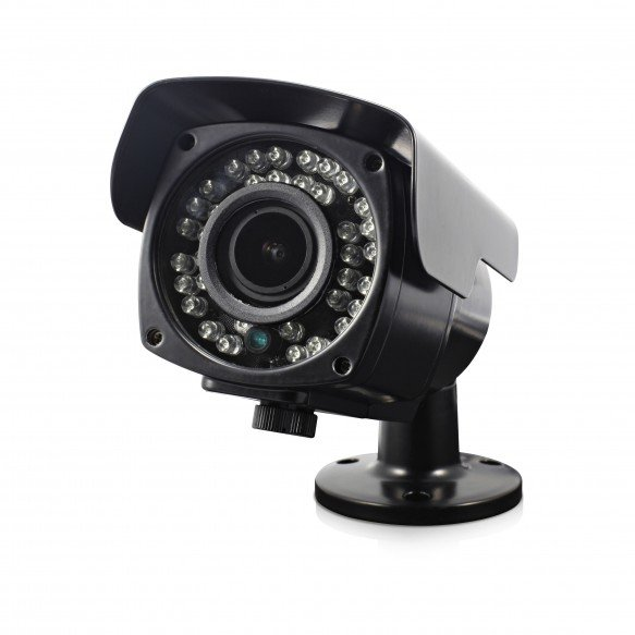 SWPRO-A850V PRO-A850V - 720P Vari-Focal Day/Night Security Camera - Night Vision 100ft / 30m -
