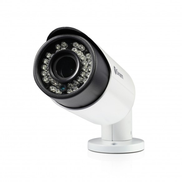 SONHD-815AF Swann Outdoor Security Camera: 3MP Super HD with Night Vision & 4x Optical Zoom - NHD-815AF -