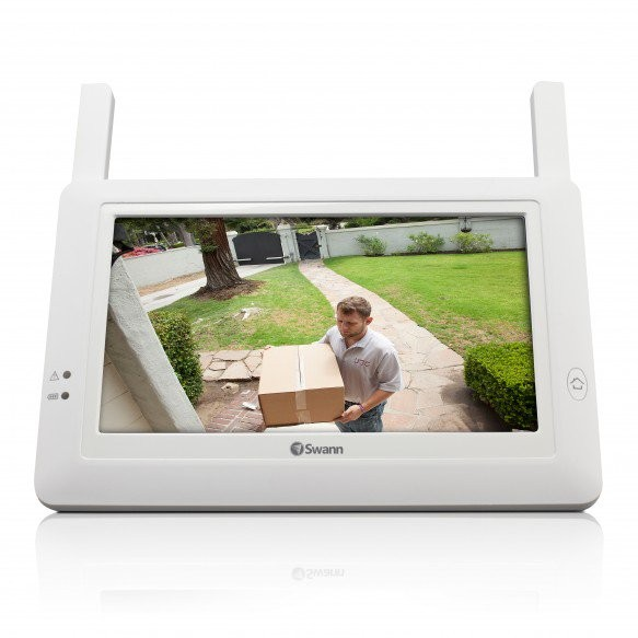 """SR-DIGMONLCD DIGMON - 7"""" LCD Monitor for Wireless Security in a Box -"""