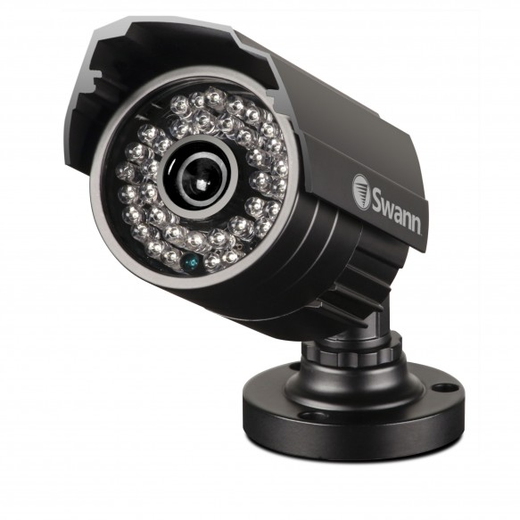 Swann Outdoor Security Camera: 720TVL with Night Vision - PRO-735