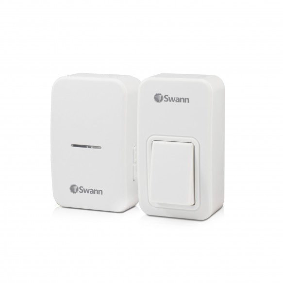 SWHOM-DC808P Wireless Kinetic Door Chime -