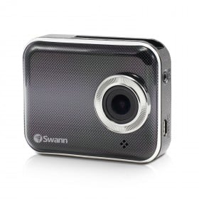 Smart HD Dash Camera - Portable Wi-Fi Vehicle Recorder