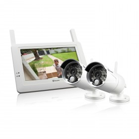 DIGMON - Wireless Security in a Box - 2 Camera Bundle
