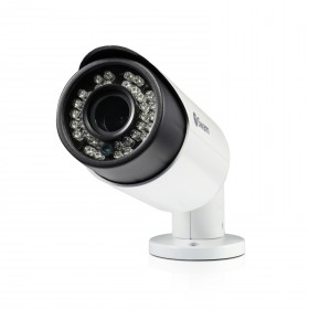Swann Outdoor Security Camera: 3MP Super HD with Night Vision & 4x Optical Zoom - NHD-815AF