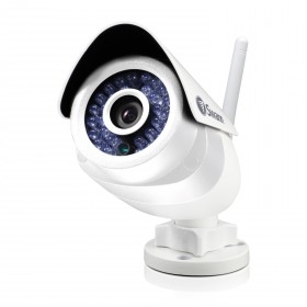 Swann Wi-Fi Security Camera: 720p HD Outdoor Camera with Smart Alerts & Audio - ADS-466