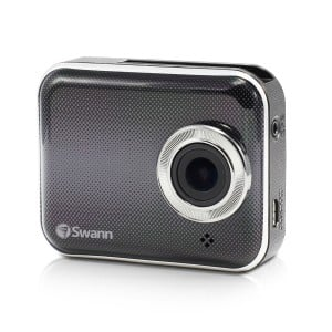 SWADS-150DCM Smart HD Dash Camera - Portable Wi-Fi Vehicle Recorder -