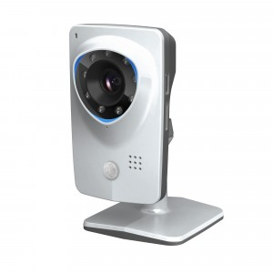ADS-456 SwannCloud HD wifi security camera with mobile alerts view 1
