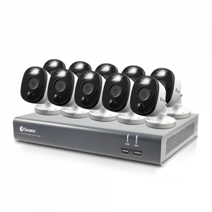 SWDVK-1645810WL 16 Channel 1080p DVR Security System -