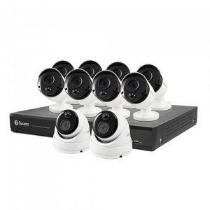 SODVK-1649808B2D 16 Channel 5MP DVR Security System -