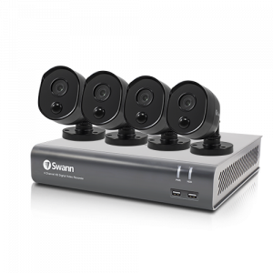 SWDVK-445804BV 4 Camera 4 Channel 1080p Full HD DVR Security System -