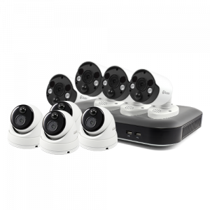 SWDVK-85MP4D4FB 8 Camera 8 Channel 5MP Super HD DVR Security System -