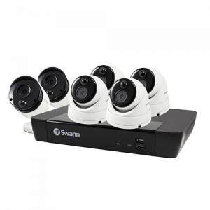 SONVK-875804D2B 8 Channel 5MP NVR Security System -
