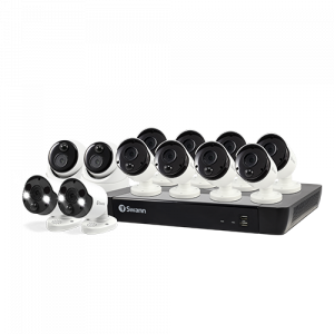 SONVK-1685812FBD 16 Channel 4K NVR Security System -