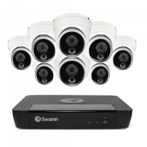SONVK-885808D3T 8 Camera 8 Channel 4K NVR Security System (Plain Box Packaging) (Online Exclusive) -