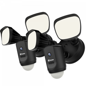 SOWHD-FLOCAMB2PK 2 Pack: Floodlight Security Camera -