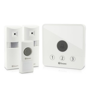 SWADS-DR1SEN2 Doorway & Entry Security System -