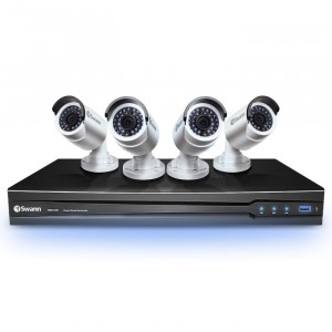 NR4-7299 NVR DVR security system view 1