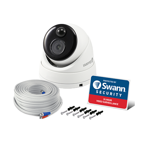 SWPRO-1080MSD 1080p Full HD Thermal Sensing Dome Security Camera - PRO-1080MSD -