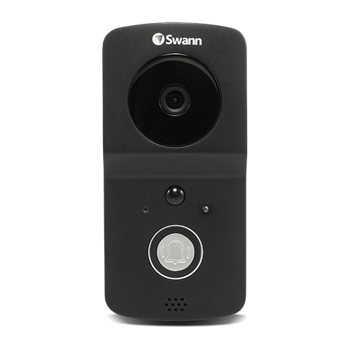 SWADS-WVDP720CM Wire-Free 720p HD Smart Video Doorbell Kit with Chime Unit -