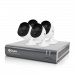 4 Camera 4 Channel 1080p Full HD DVR Security System