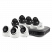 8 Camera 8 Channel 5MP Super HD DVR Security System