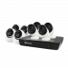 8 Channel 5MP NVR Security System