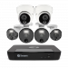 Master-Series 6 Camera 8 Channel NVR Security System (Online Exclusive)