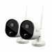 Outdoor Wi-Fi 1080p Security Camera 2 Pack