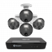 Master Series 4 Camera 8 Channel NVR Security System