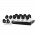 16 Channel 4K NVR Security System