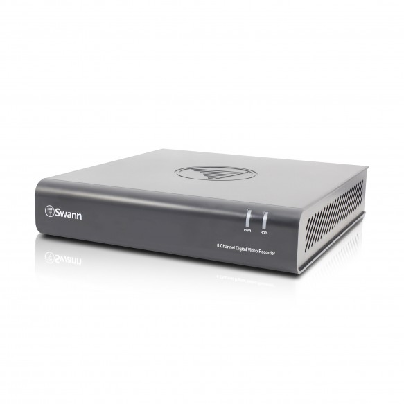 SWDVR-84600T DVR8-4600 - 8 Channel 1080p Digital Video Recorder -