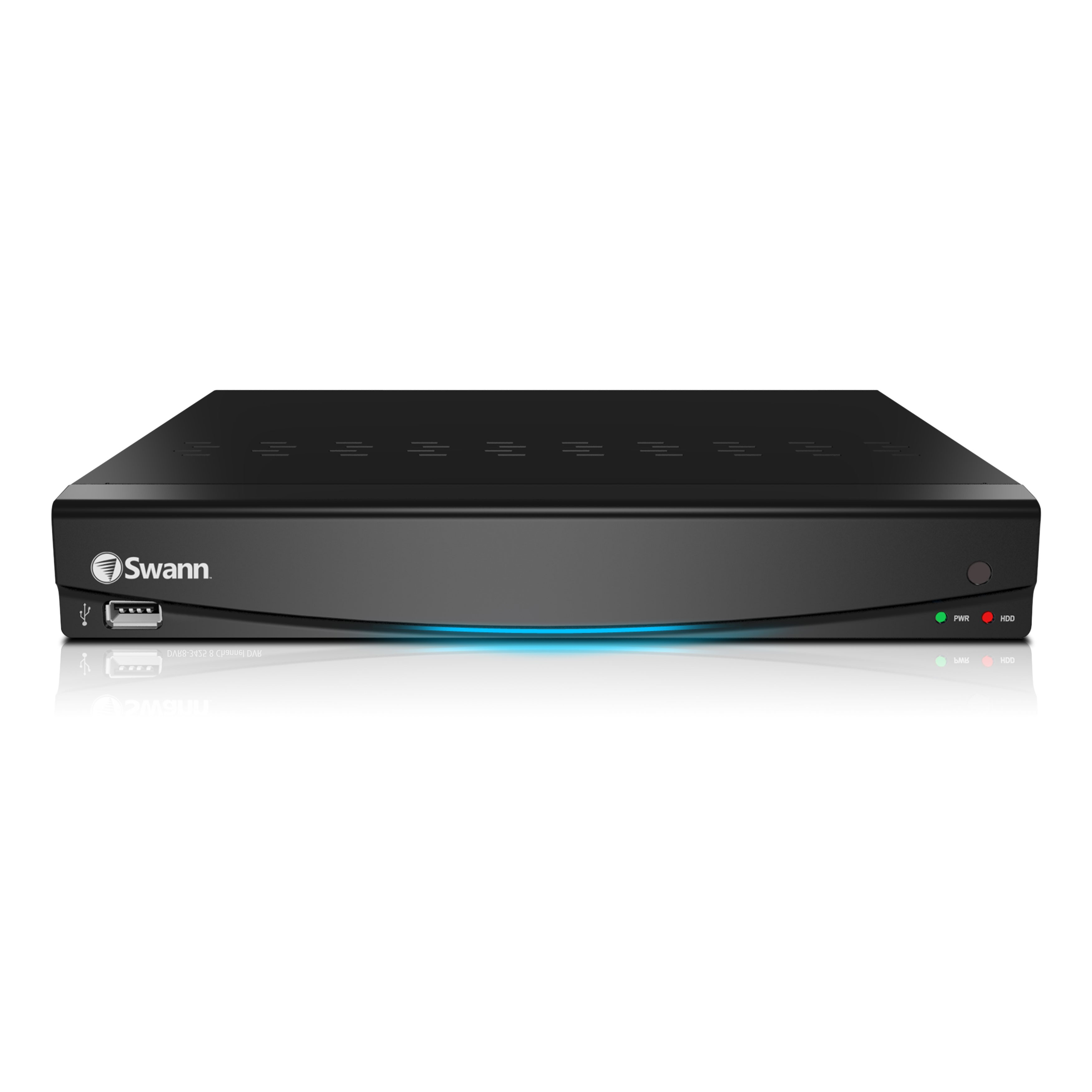Swann SWDVR-83425H DVR8-3450 8 Channel 960H Security DVR with 500GB Hard Drive