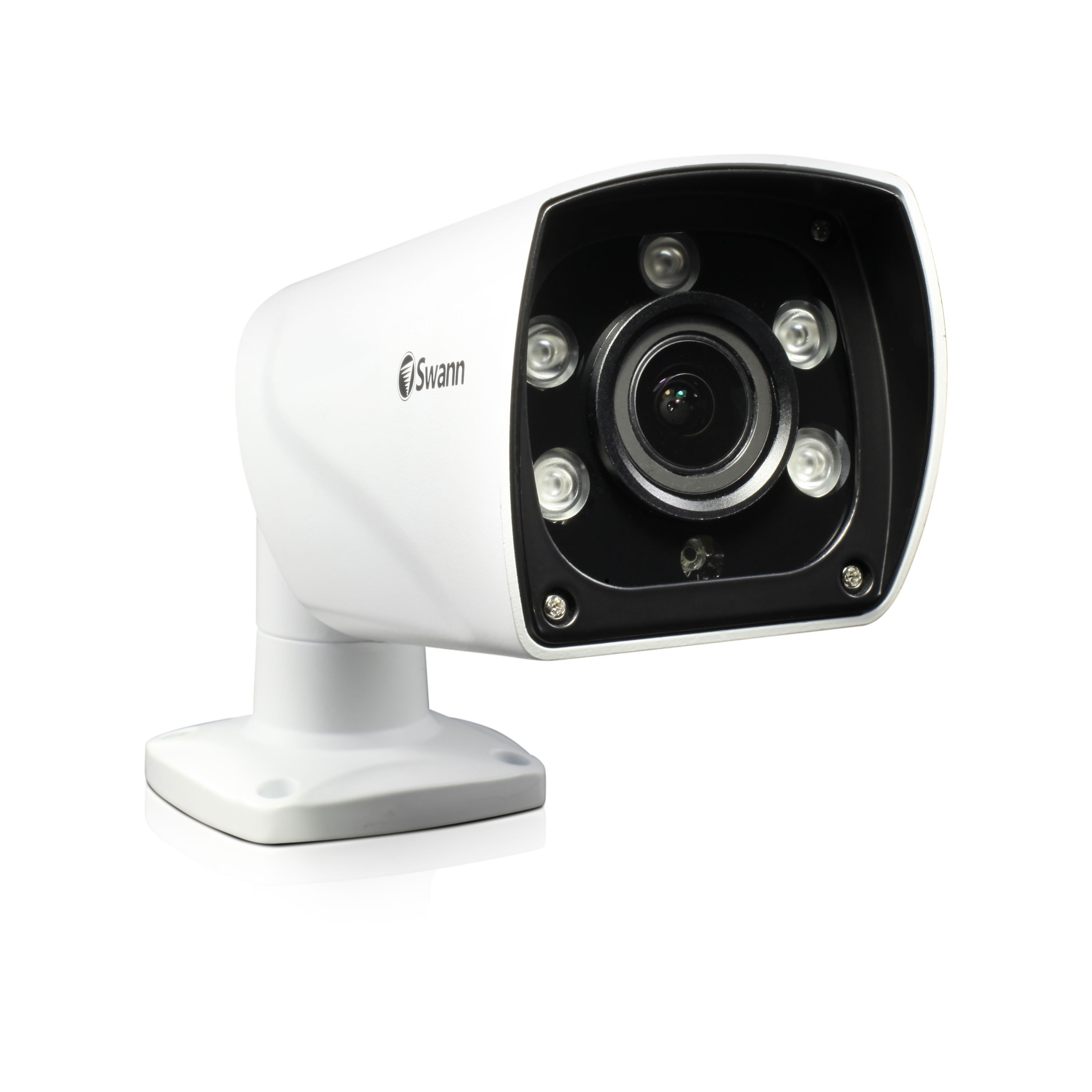 SWPRO-1080ZLB Swann Outdoor Security Camera: 1080p Full HD Bullet with 4 x Zoom Lens, Auto Focus & IR Night Vision - PRO-1080ZLB -