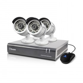 DVR4-4600 - 4 Channel 1080p Digital Video Recorder & 4 x PRO-A855 Cameras