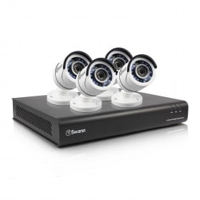 DVR8-4500 8 Channel 1080p Digital Video Recorder with 4 x PRO-T855 Cameras
