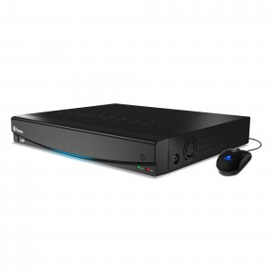 DVR4-3425 4 channel 960H security system view 1