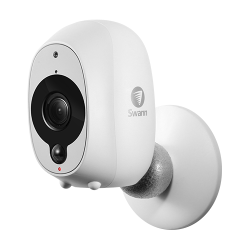 SWWHD-INTCAMPK2 Wire-Free 1080p Smart Security Camera 2 Pack -