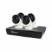 4 Camera 8 Channel 5MP Super HD NVR Security System