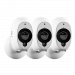 Wire-Free Smart Security Camera 3 Pack