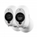 Wire-Free 1080p Smart Security Camera 2 Pack