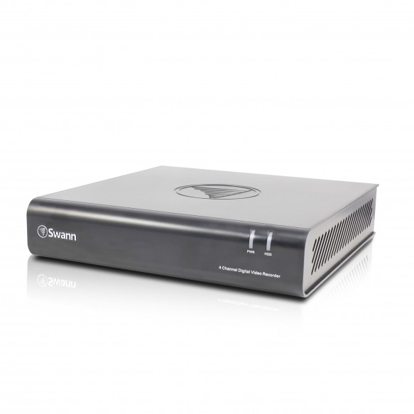 SODVR-44400H DVR4-4400 - 4 Channel 720p Digital Video Recorder -