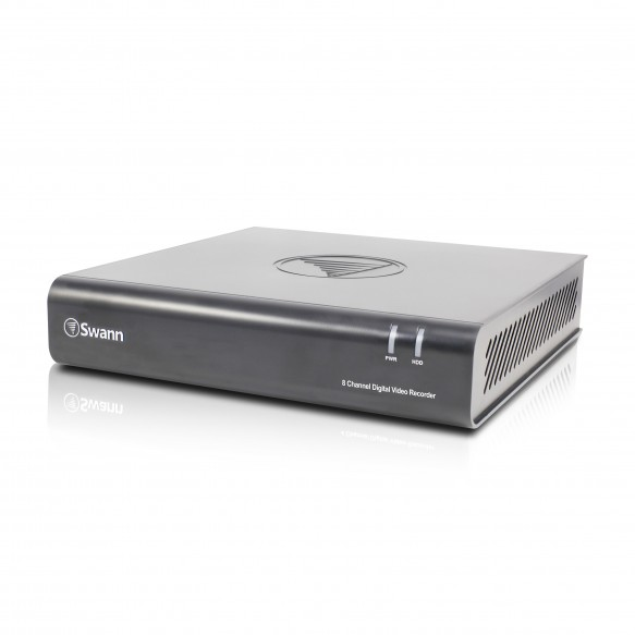 SWDVR-84400H DVR8-4400 - 8 Channel 720p Digital Video Recorder -