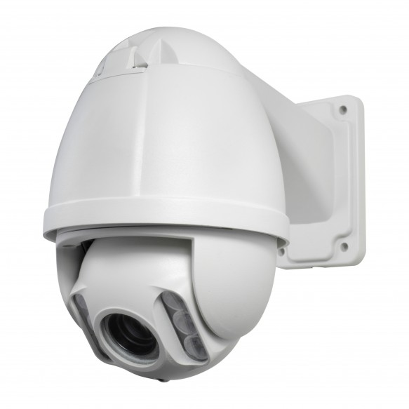 SWPRO-754CAM PRO-754 - Day & Night Pan-Tilt-Zoom Dome Camera with 10X Optical Zoom -