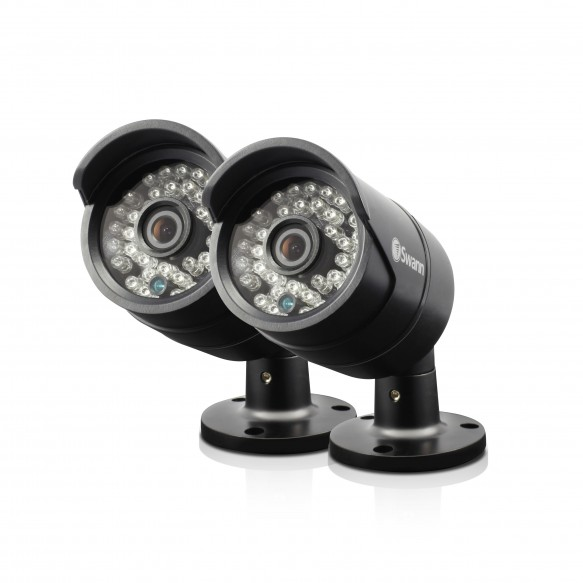 SWPRO-A850PK2 PRO-A850 - 720P Multi-Purpose Day/Night Security Camera  2 Pack - Night Vision 100ft / 30m -